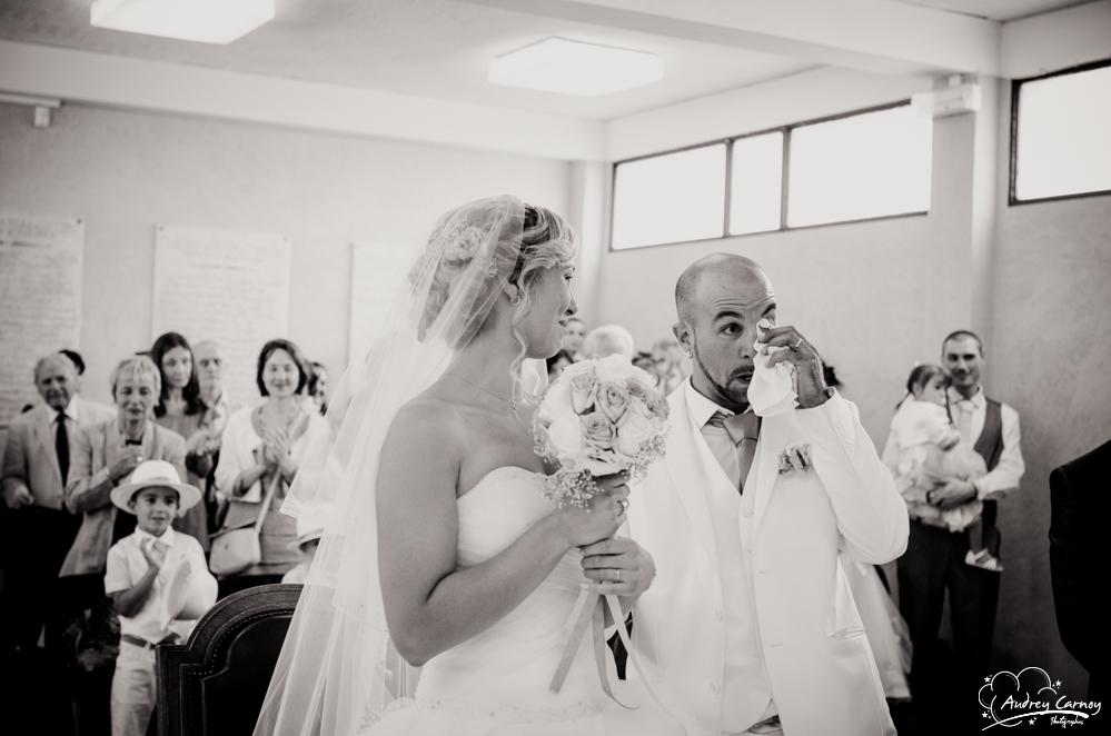Mariage Virginie et Johan 85