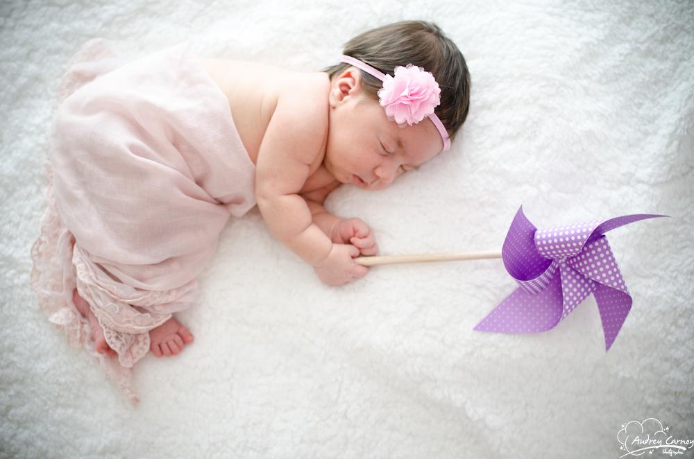 Séance nouveau né, Emma 6