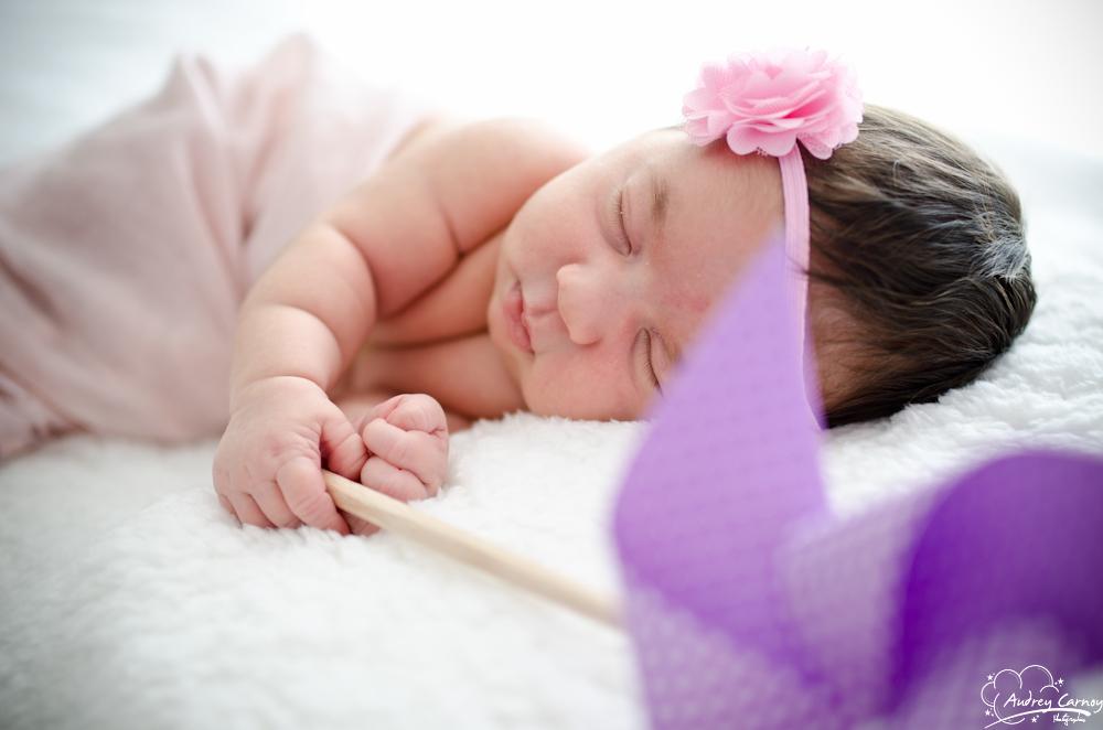 Séance nouveau né, Emma 7