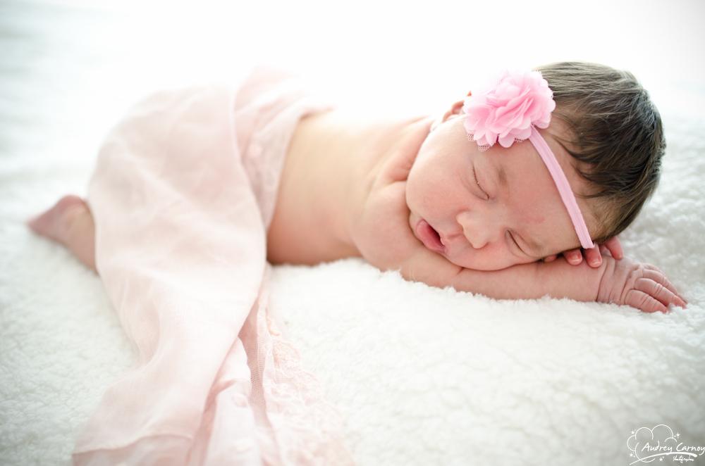 Séance nouveau né, Emma 9