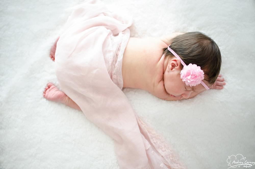 Séance nouveau né, Emma 10