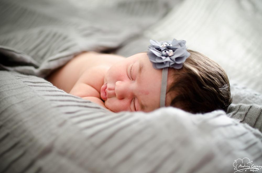 Séance nouveau né, Emma 13