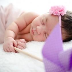 Séance naissance bébé – Pertuis | Emma