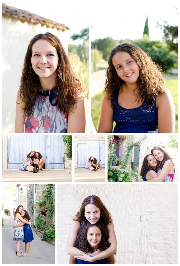 Séance famille - Forcalquier | Sabine & Carla - Photographe Pertuis | Manosque | Aix en Provence 1