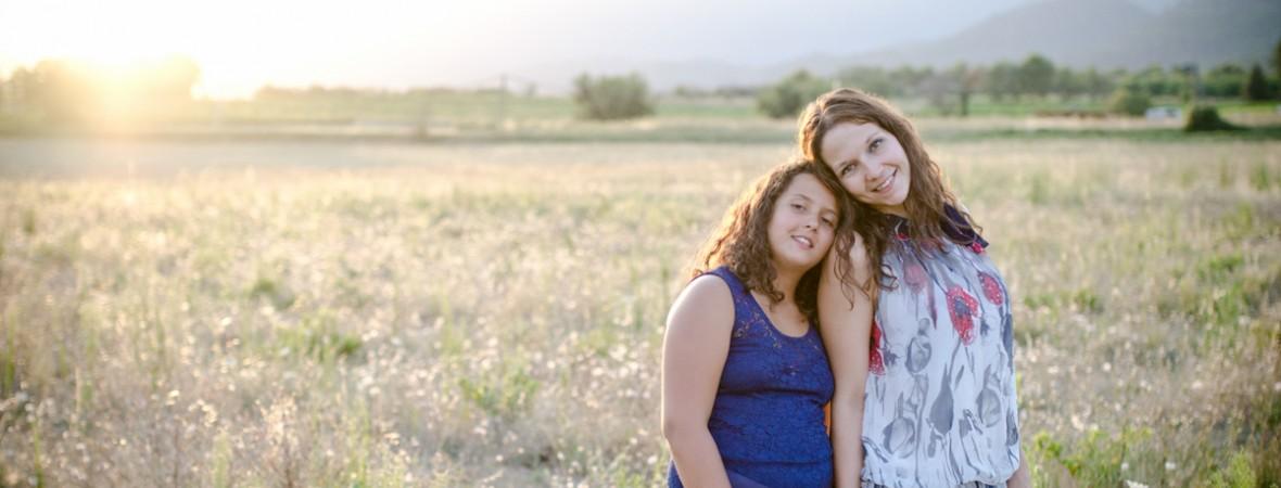 Séance famille – Manosque – Pertuis – Aix en Provence | Sabine & Carla