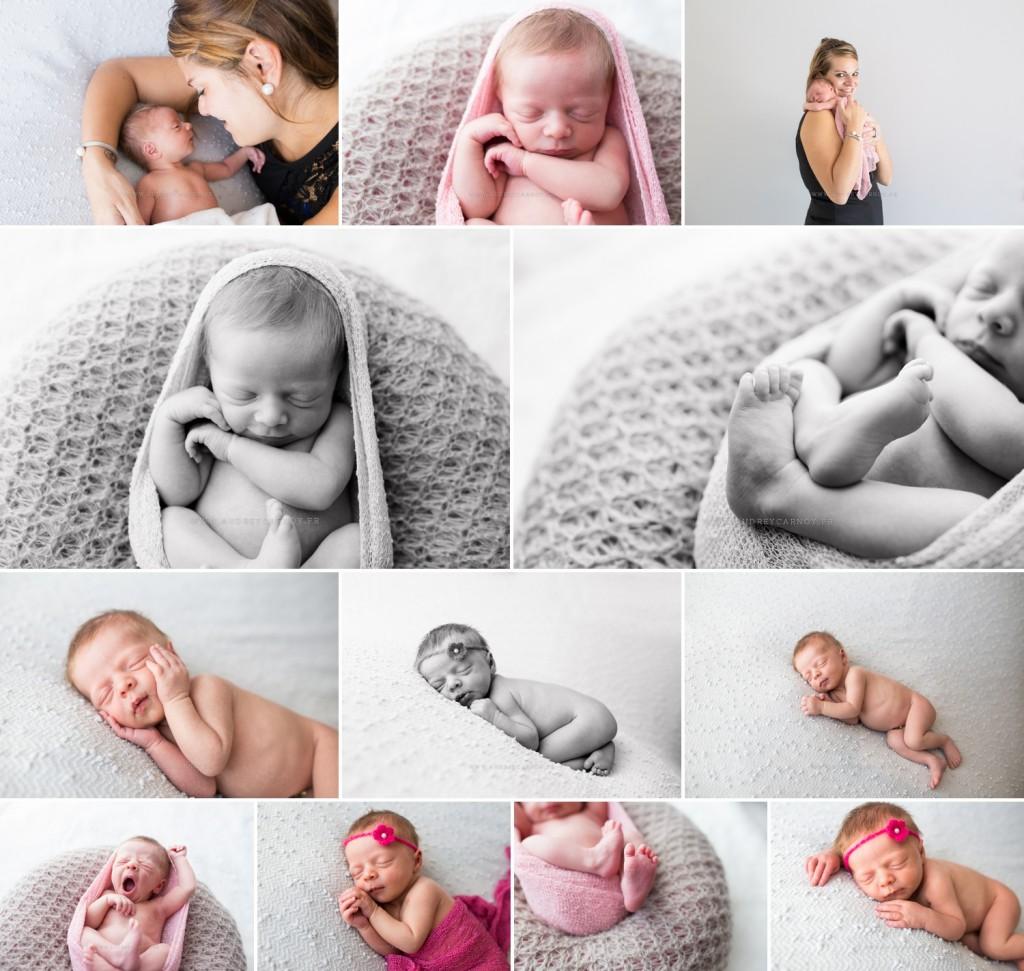 Séance naissance nouveau né | Mila, 7 jours 2