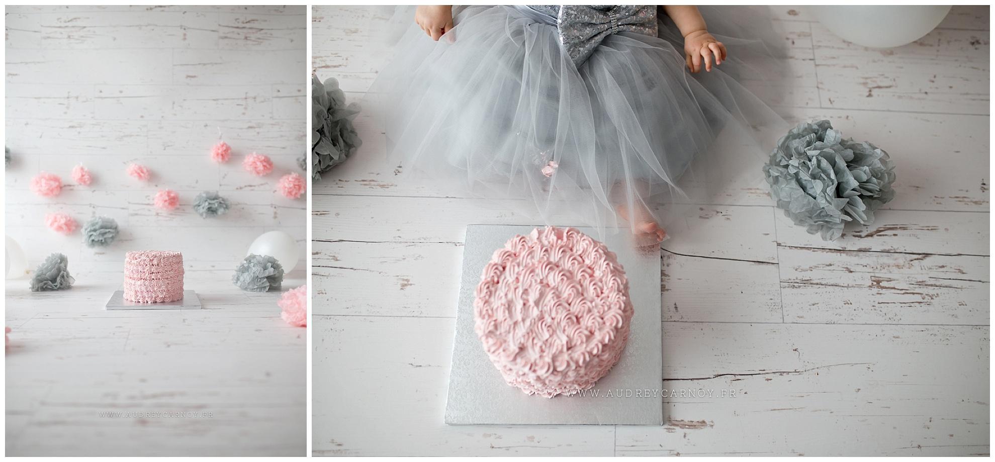 Smash the cake | Léana, 1 an 1
