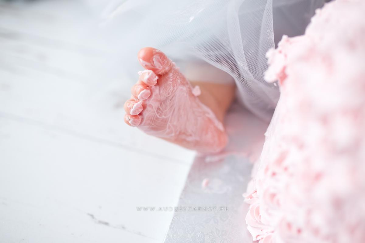 Smash the cake | Léana, 1 an 20