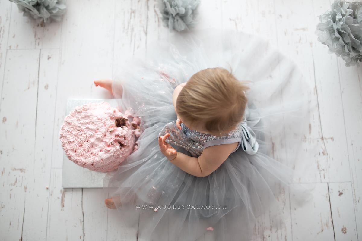 Smash the cake | Léana, 1 an 22