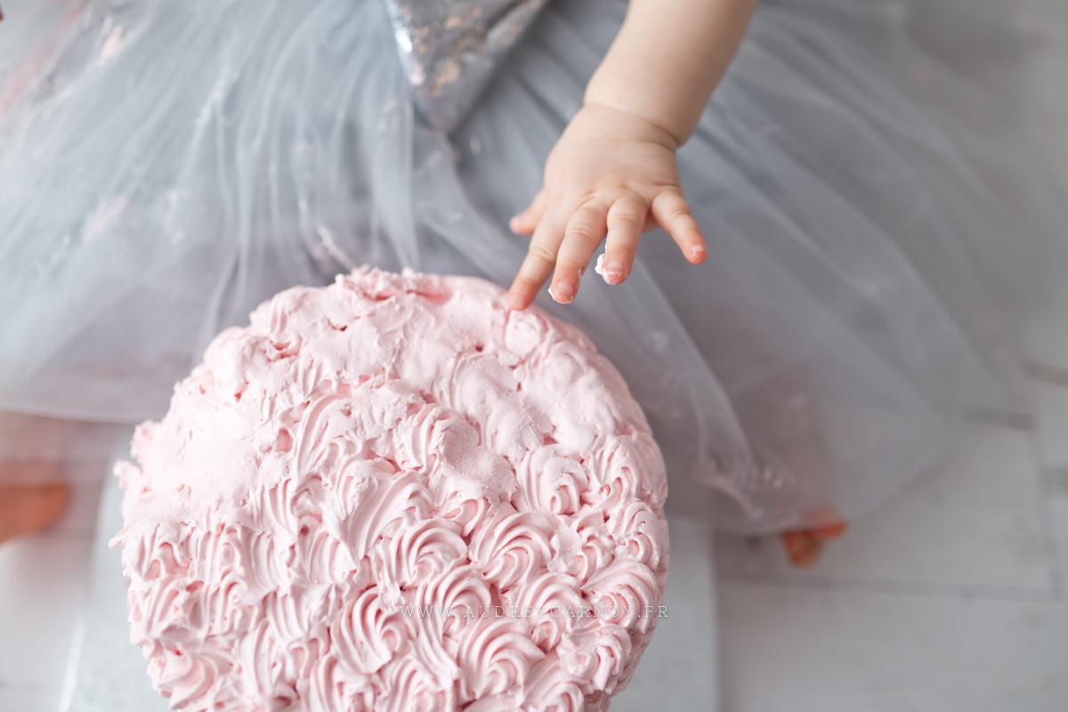 Smash the cake | Léana, 1 an 29