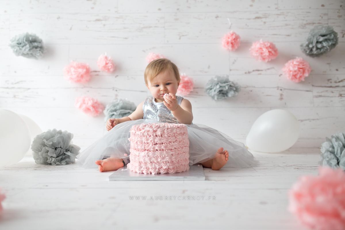 Smash the cake | Léana, 1 an 30