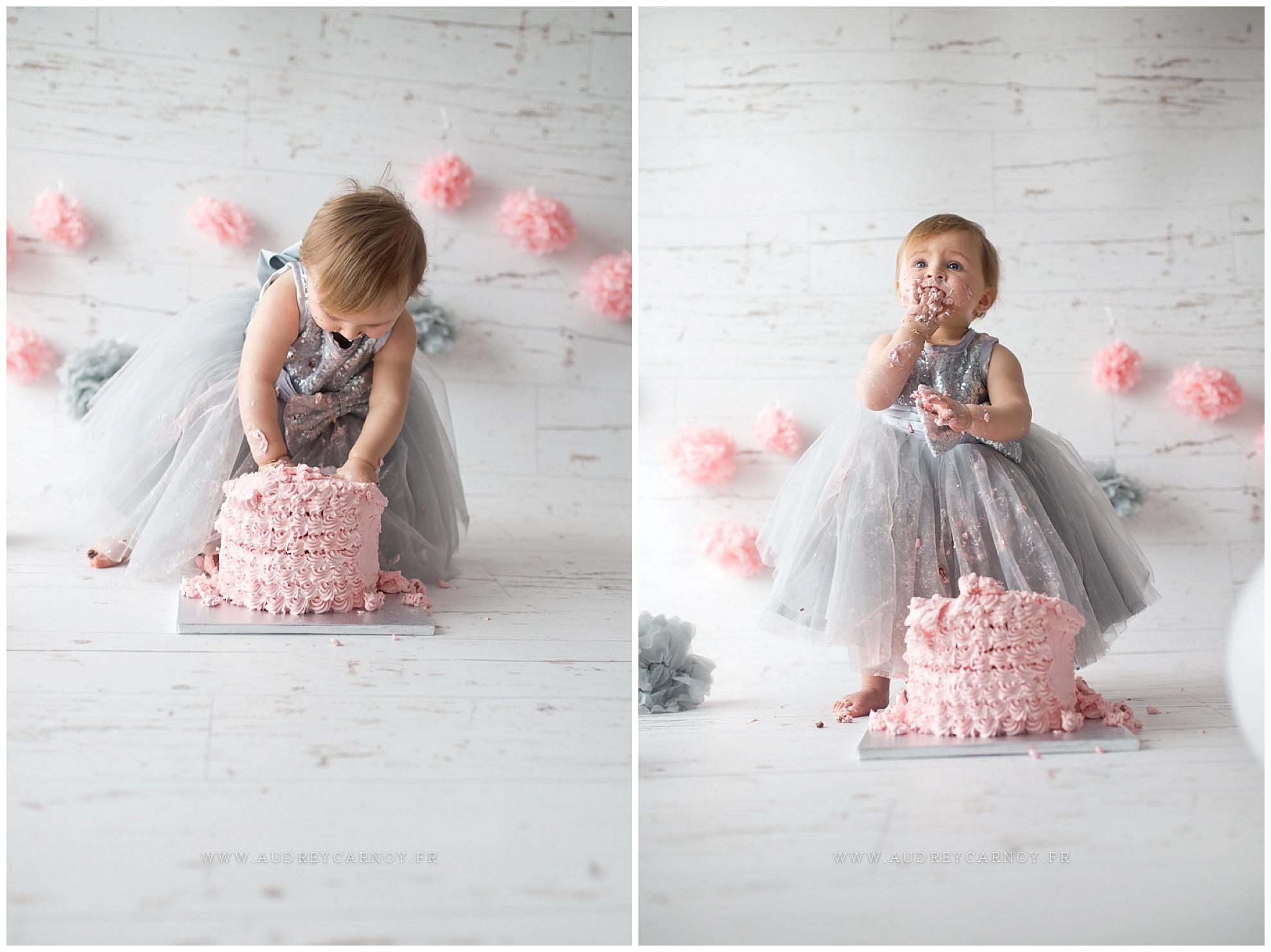 Smash the cake | Léana, 1 an 37