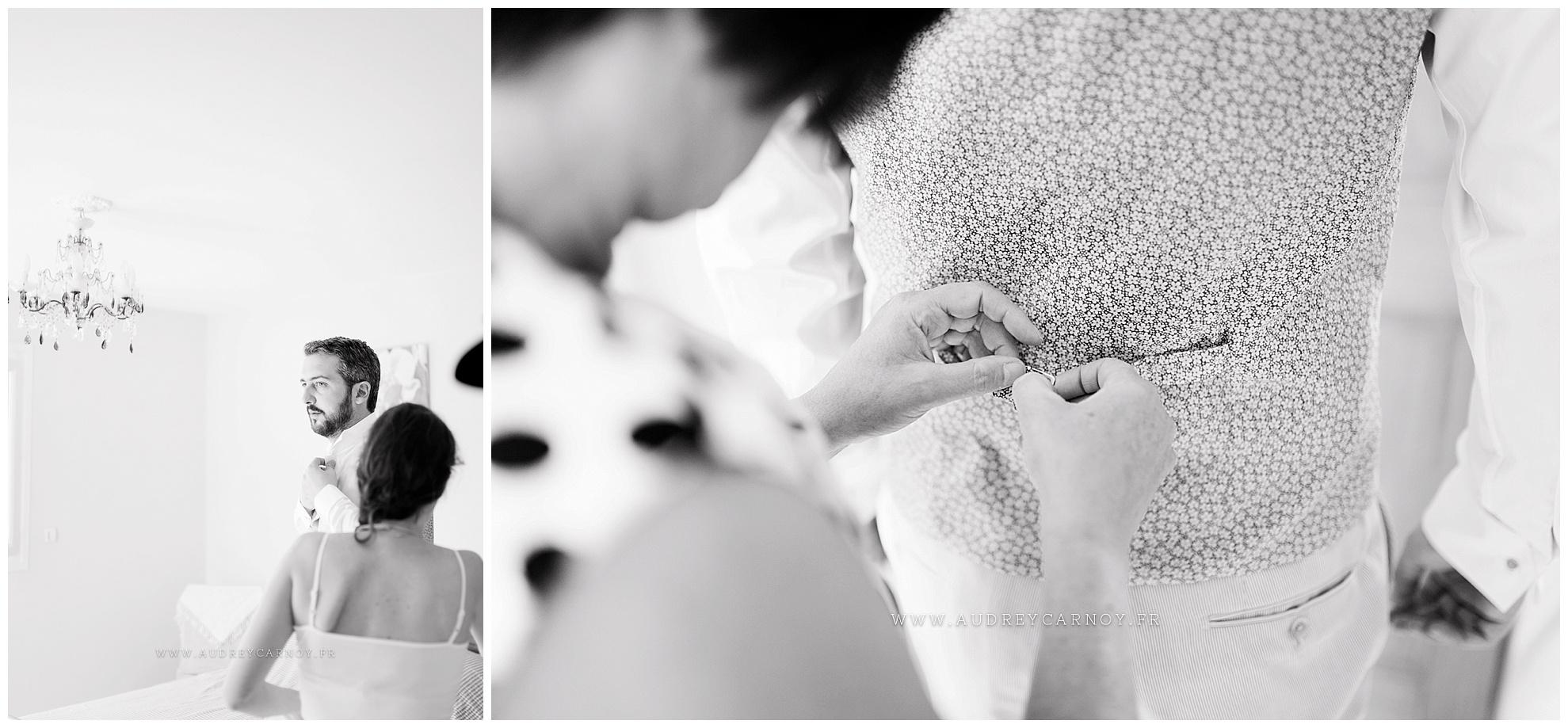 Mariage au domaine de la Bouverie - Roquebrunes sur Argens | Sophie & Nicolas 13