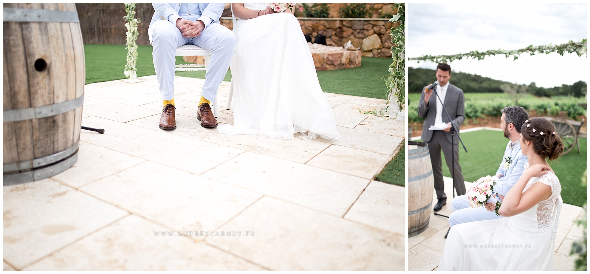 Mariage au domaine de la Bouverie - Roquebrunes sur Argens | Sophie & Nicolas 34