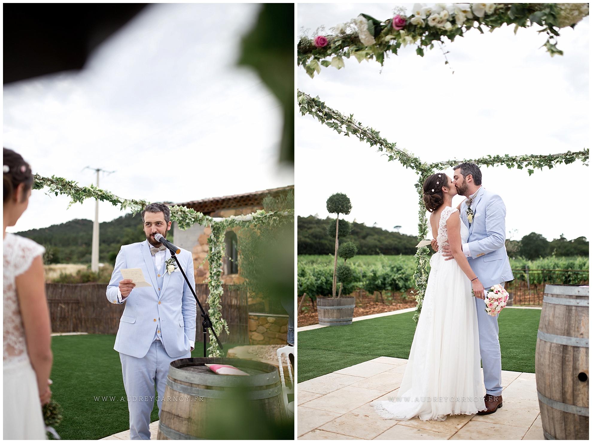 Mariage au domaine de la Bouverie - Roquebrunes sur Argens | Sophie & Nicolas 37