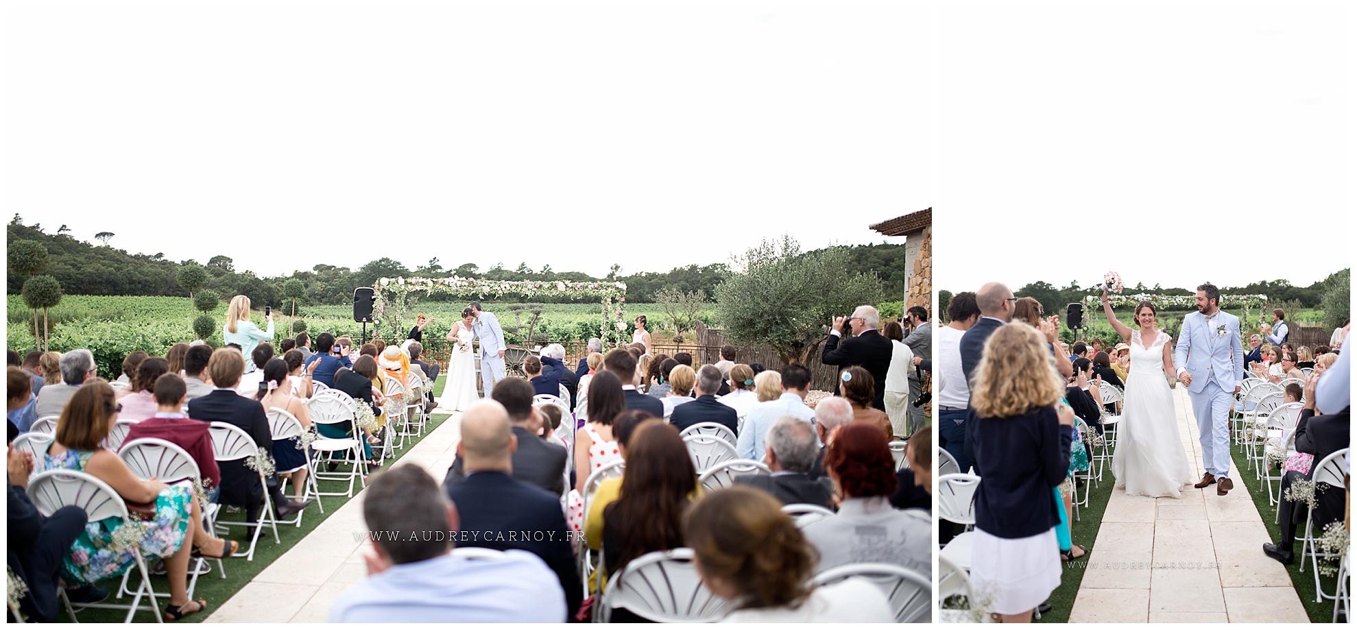 Mariage au domaine de la Bouverie - Roquebrunes sur Argens | Sophie & Nicolas 40