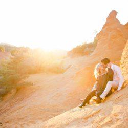 Seance couple – Saignon et Rustrel |Céline & Fabien