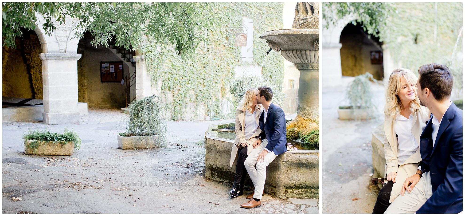 Seance couple Rustrel l Céline & Fabien 1