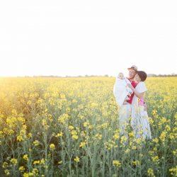 Séance famille – Valensole | Eva, Simon & Izia