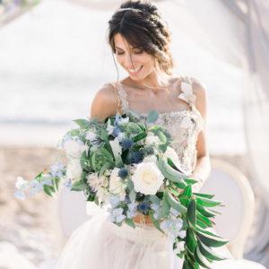 Mariage bord de mer Cassis
