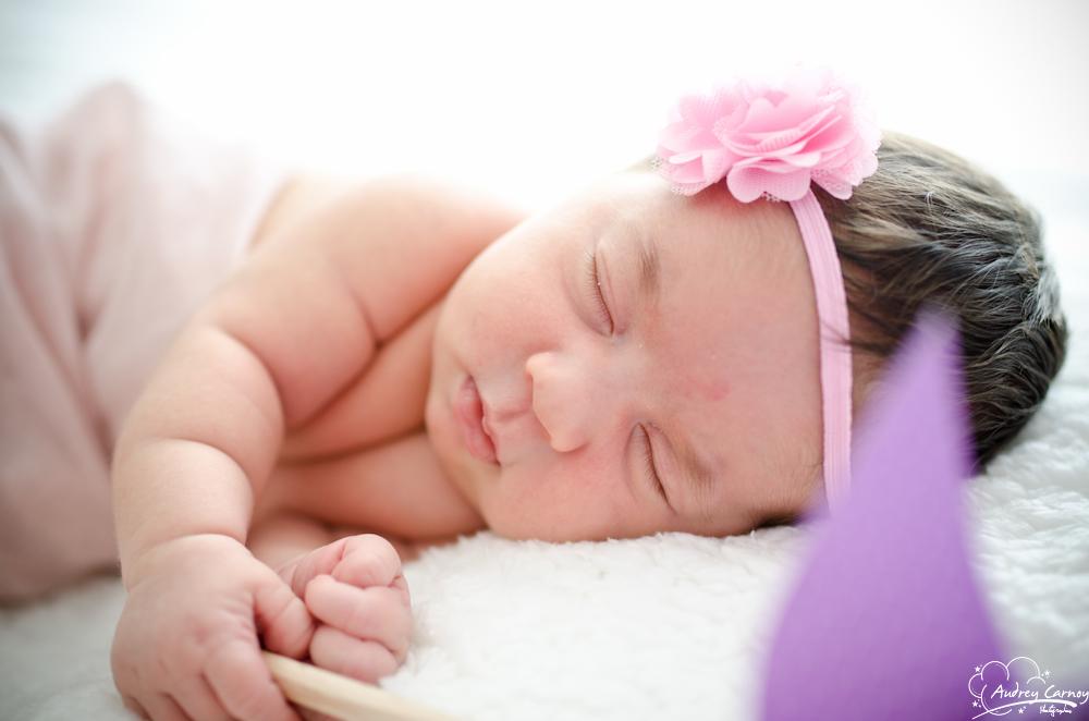 Séance nouveau né, Emma 8