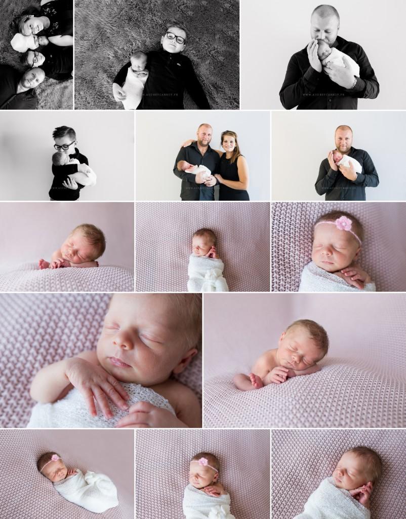 Séance naissance nouveau né | Mila, 7 jours 1