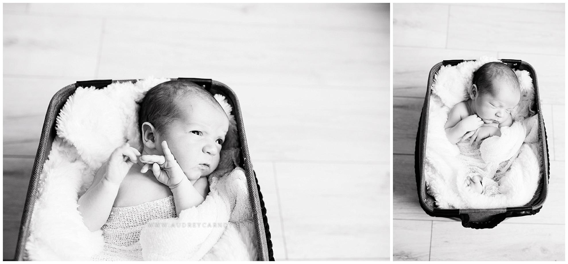Séance nouveau né bébé - Manosque | Louis 12