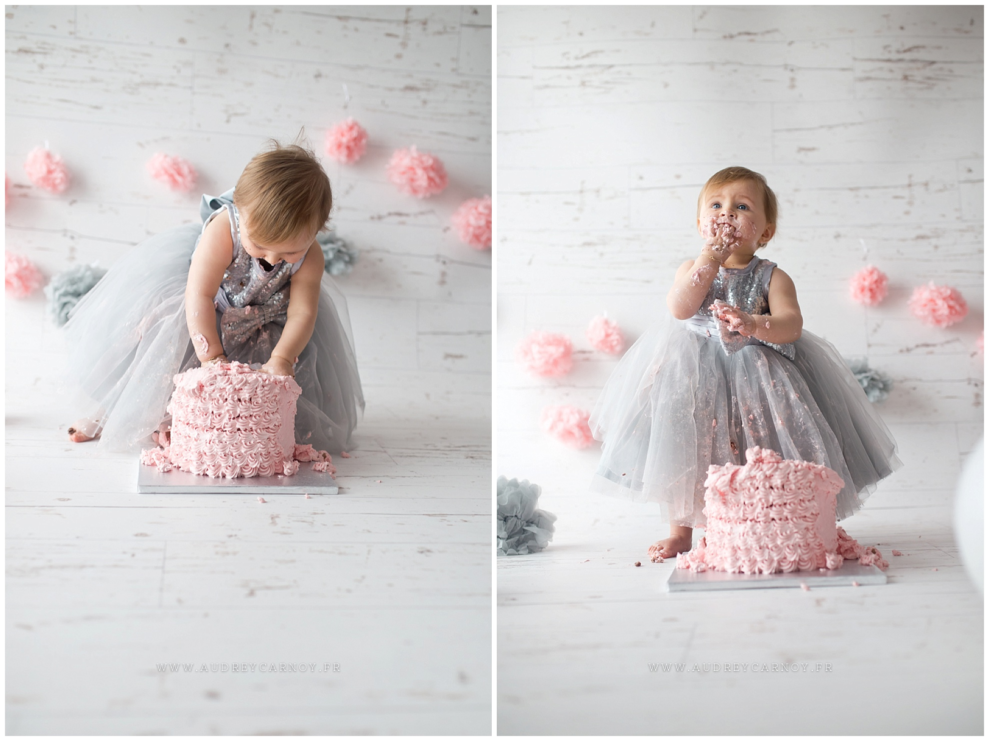 Smash the cake | Léana, 1 an 37