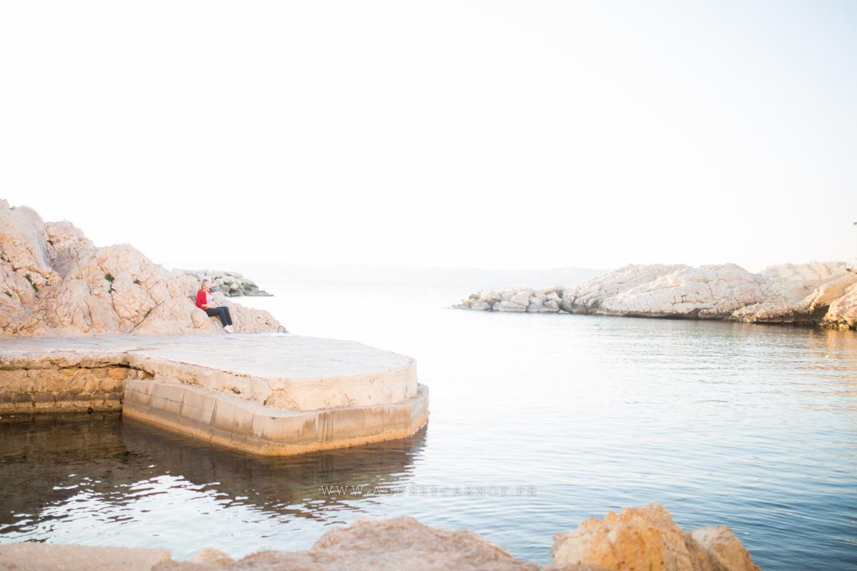 Séance grossesse - Marseille | Marine 25