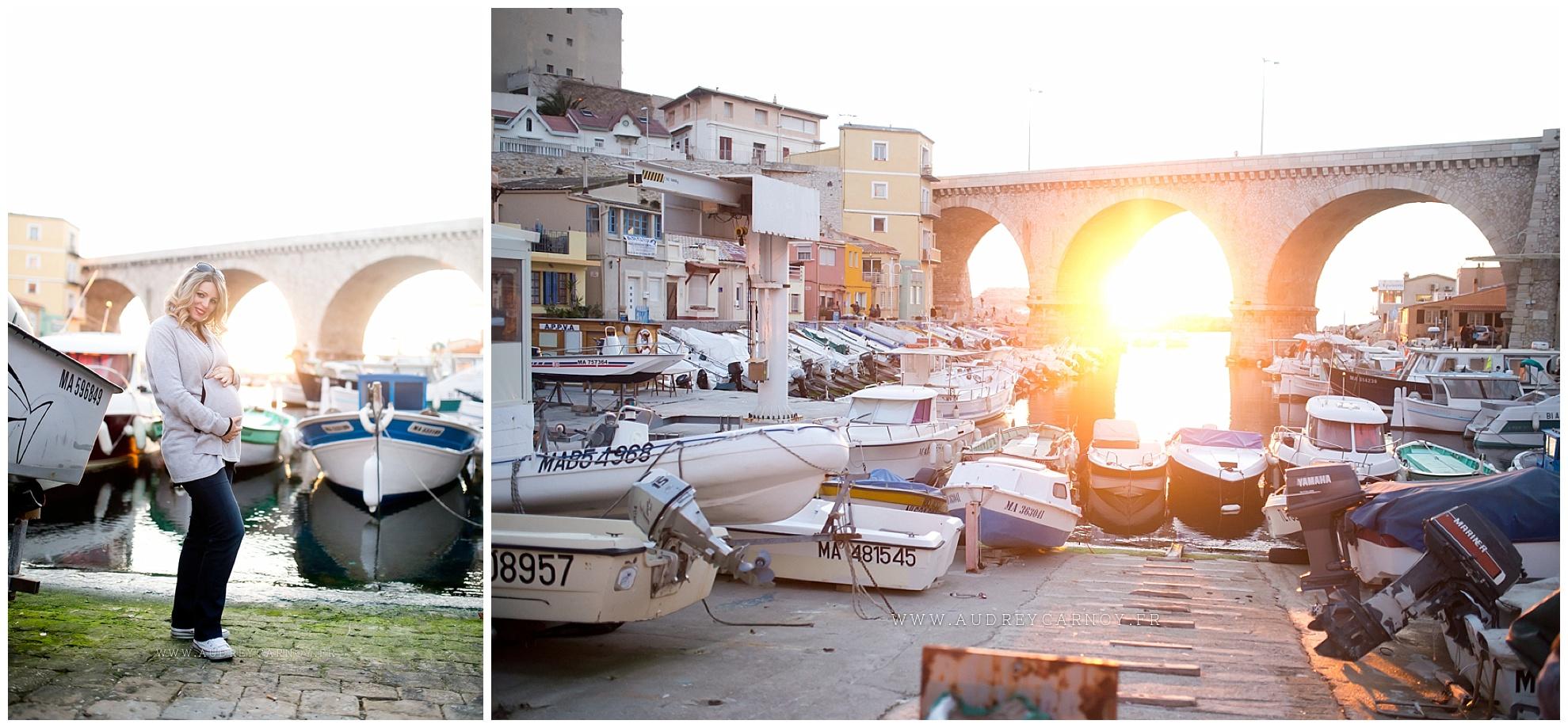 Séance grossesse - Marseille | Marine 36