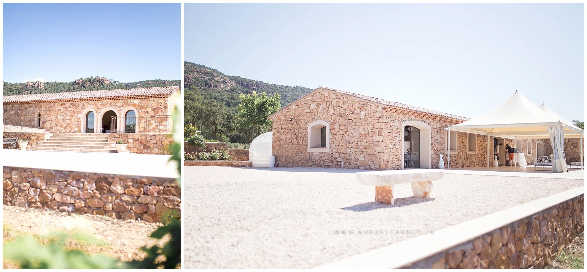 Mariage au domaine de la Bouverie - Roquebrunes sur Argens | Sophie & Nicolas 1