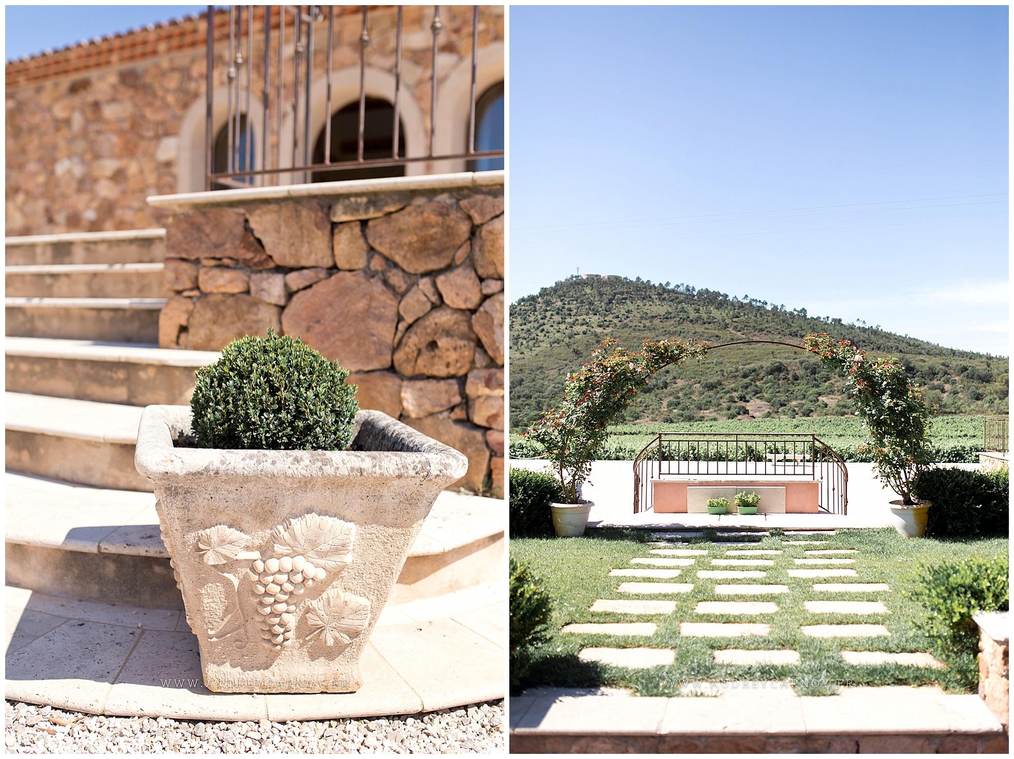 Mariage au domaine de la Bouverie - Roquebrunes sur Argens | Sophie & Nicolas 3