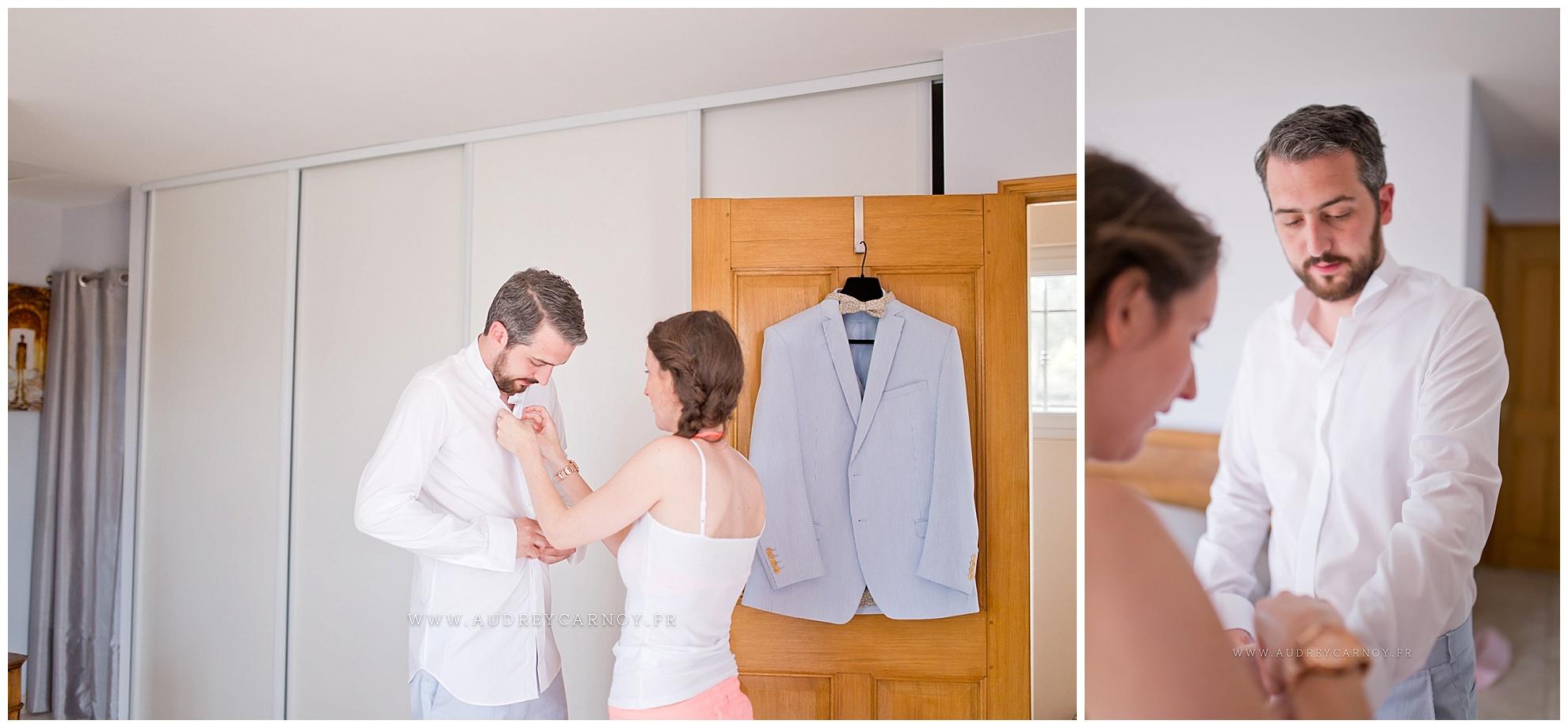 Mariage au domaine de la Bouverie - Roquebrunes sur Argens | Sophie & Nicolas 12