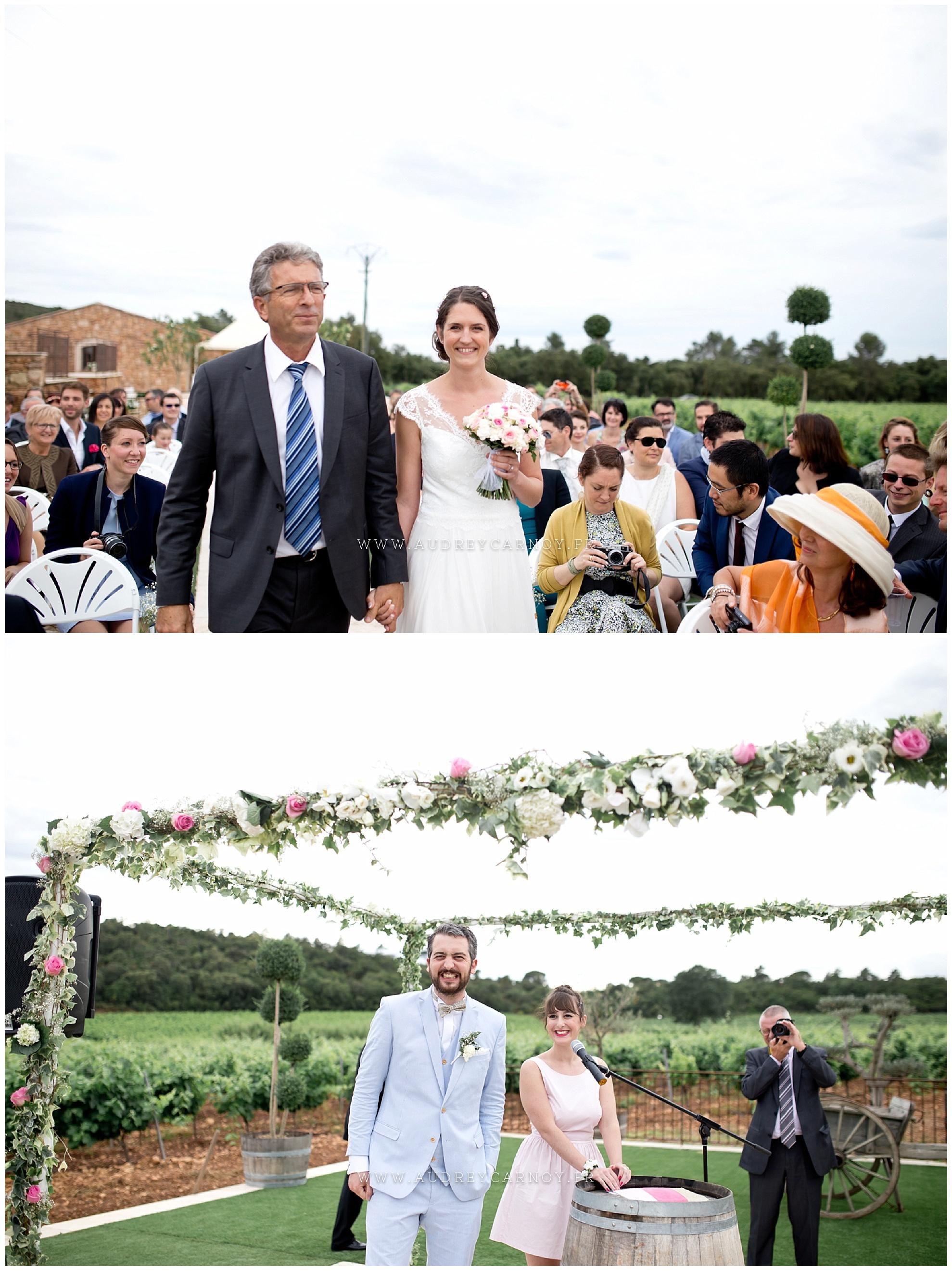 Mariage au domaine de la Bouverie - Roquebrunes sur Argens | Sophie & Nicolas 32