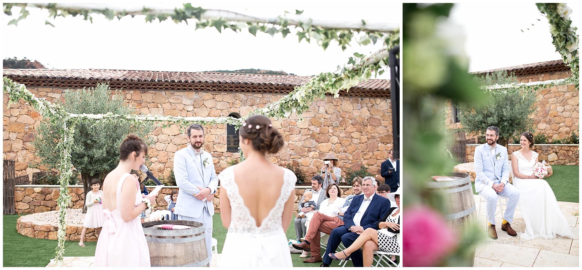 Mariage au domaine de la Bouverie - Roquebrunes sur Argens | Sophie & Nicolas 33