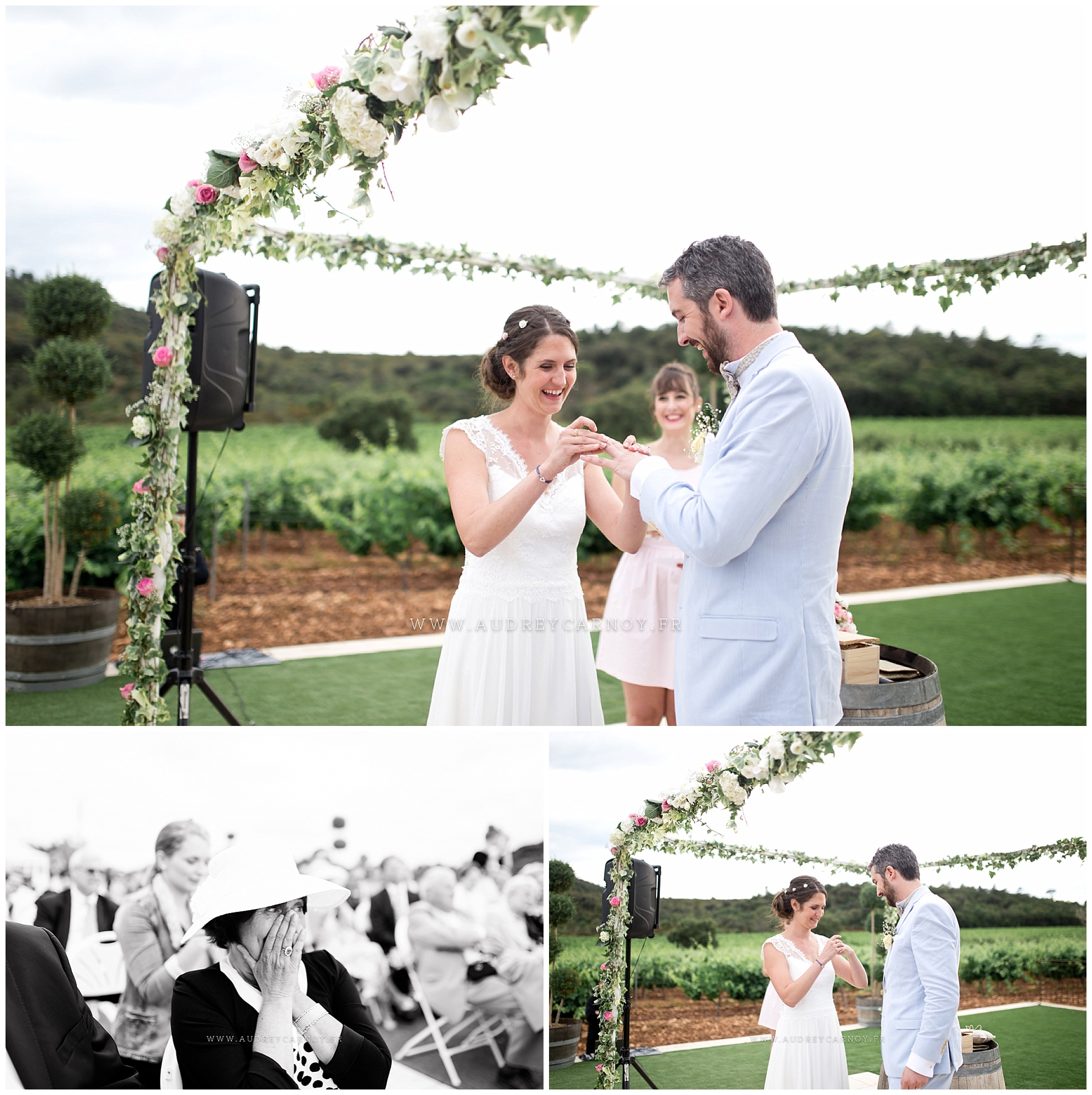 Mariage au domaine de la Bouverie - Roquebrunes sur Argens | Sophie & Nicolas 39