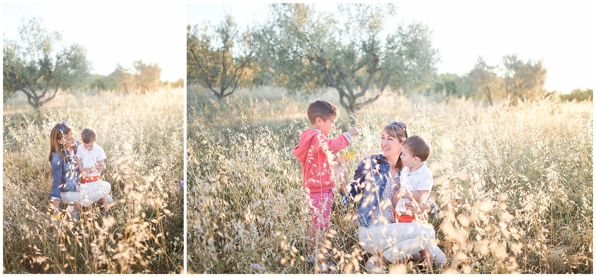 Séance famille - Valensole | Nathalie 5
