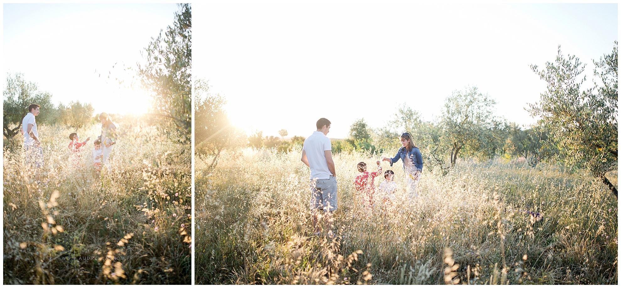 Séance famille - Valensole | Nathalie 8
