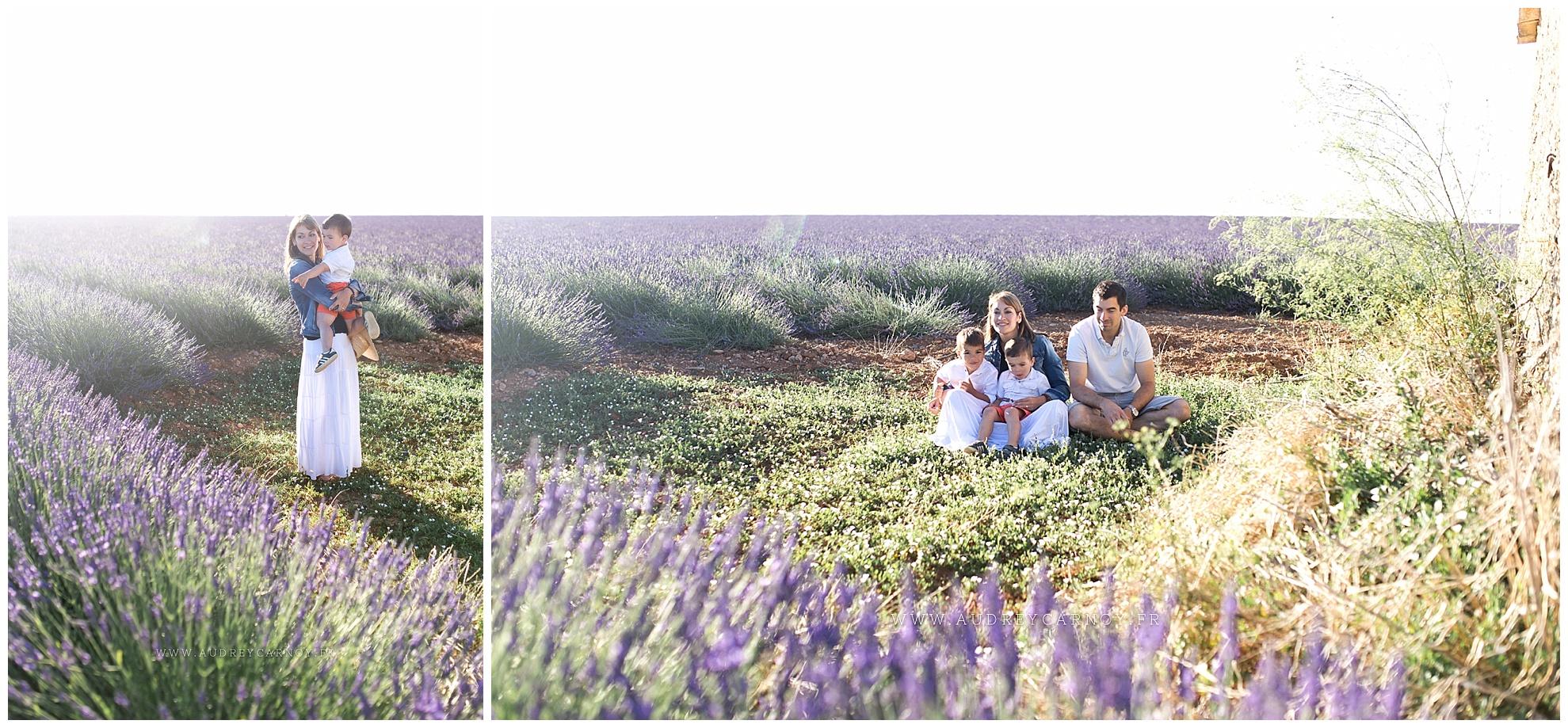 Séance famille - Valensole | Nathalie 11