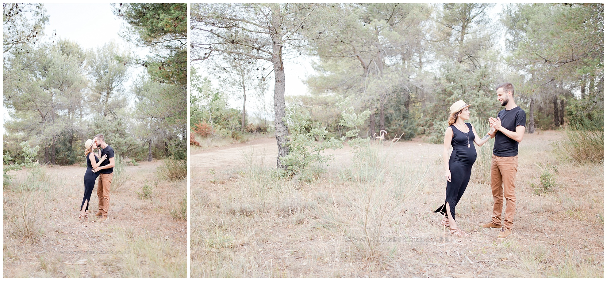 Seance grossesse Provence - Pertuis | Audrey & Jerome 2