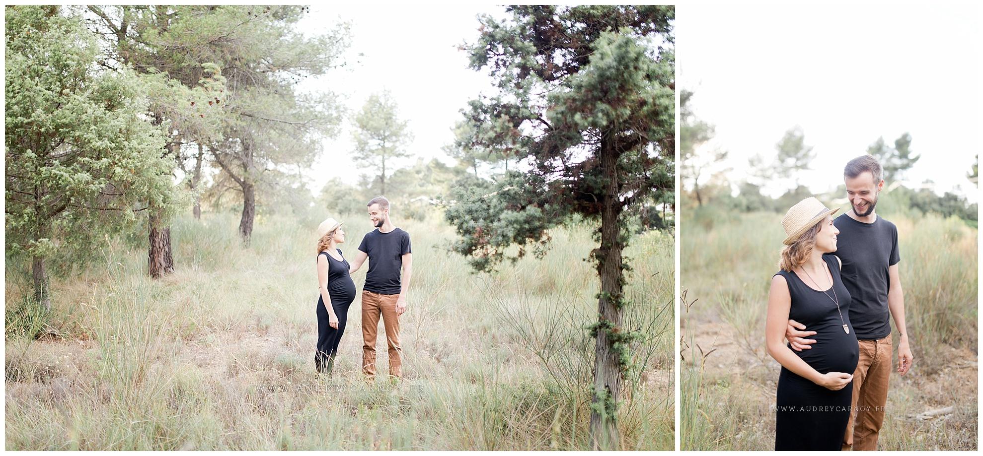 Seance grossesse Provence - Pertuis | Audrey & Jerome 3