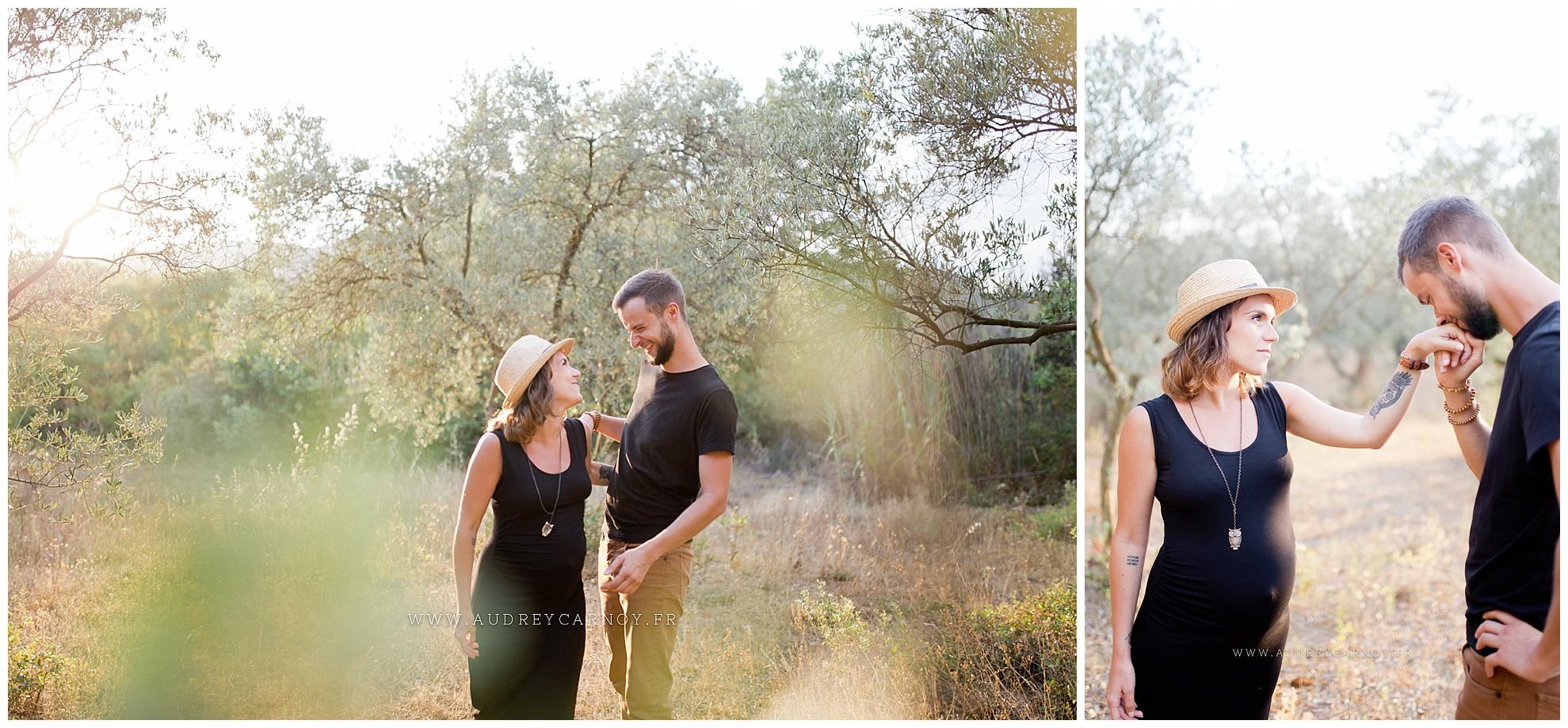 Seance grossesse Provence - Pertuis | Audrey & Jerome 5