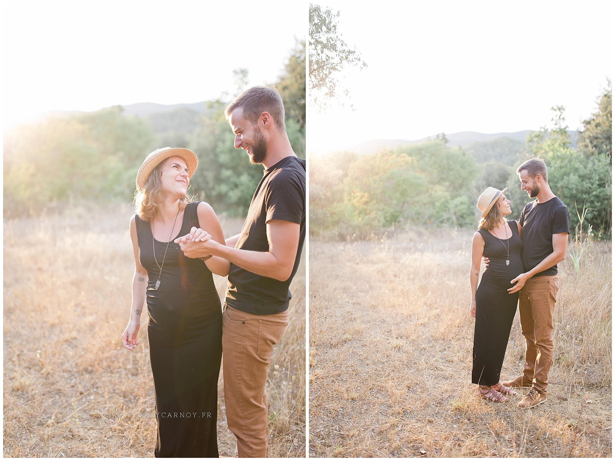 Seance grossesse Provence - Pertuis | Audrey & Jerome 7
