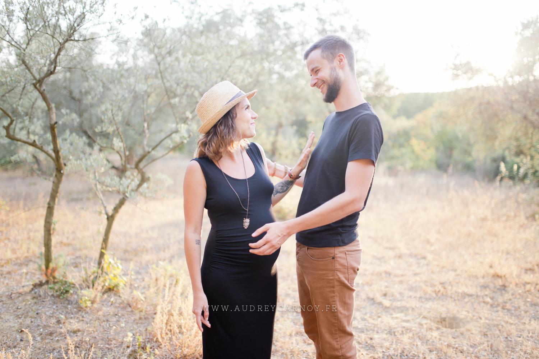 Seance grossesse Provence - Pertuis | Audrey & Jerome 14