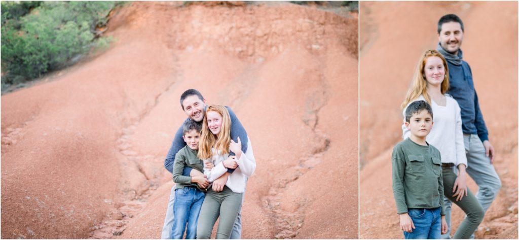 Shooting photo famille bébé Aix en Provence