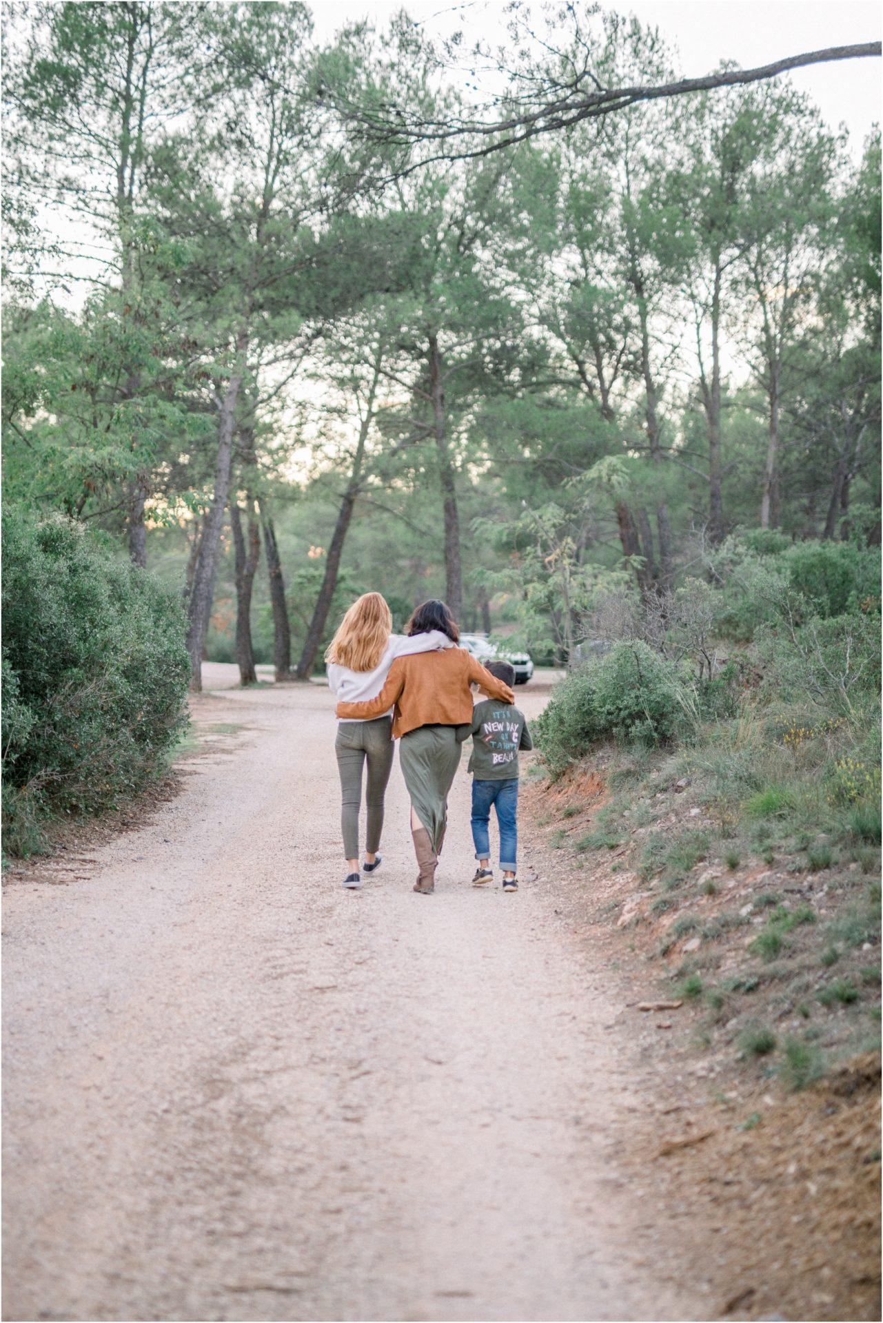 Photo seance famille bébé Aix en Provence