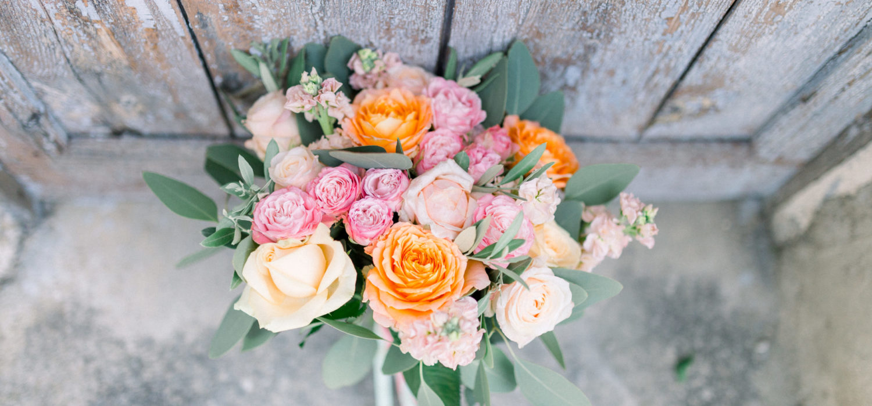 Bouquet mariage Forcalquier