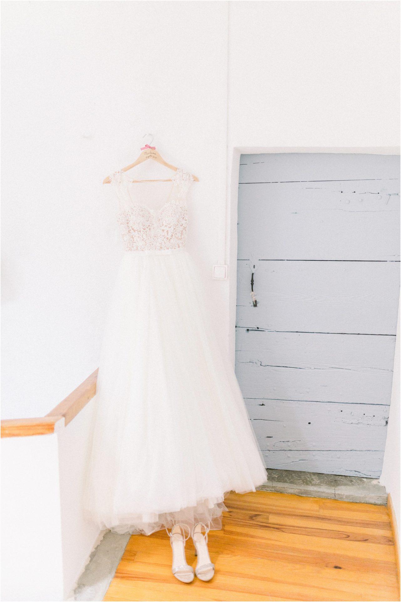 photo mariage Forcalquier robe de mariée