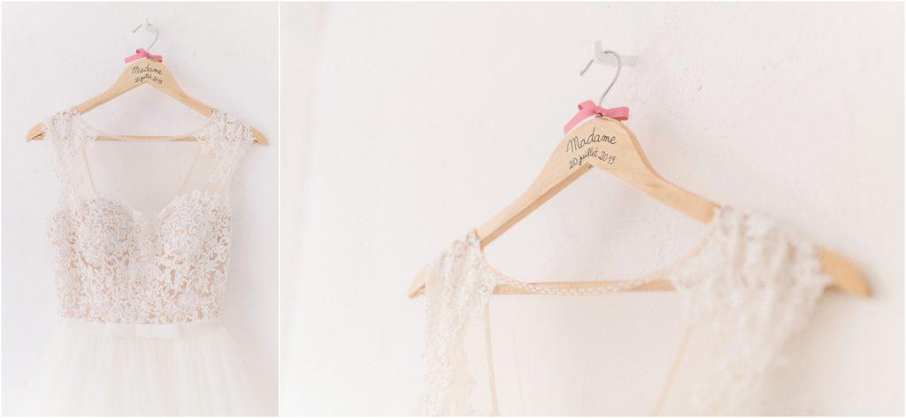 photo mariage Forcalquie robe de mariée