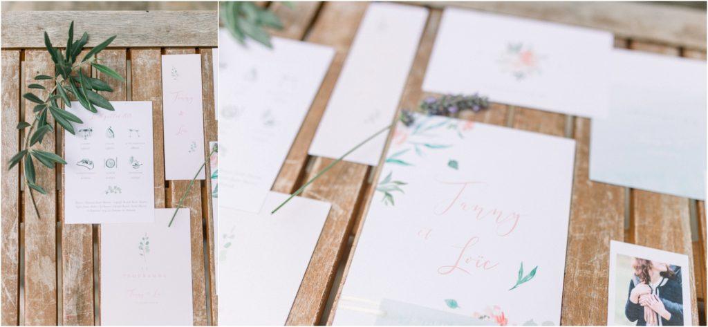 photo mariage Forcalquier faire part mariés